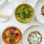 Летние блюда в ресторане SAVVA