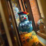 Новогодняя атмосфера в рестобаре I Van Gogh