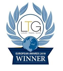 """""""Ласточка"""" - победитель в премии Luxury Travel Guide Awards"""