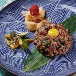 Тартары в суши-баре «Нэко»