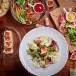 Время инжира в кафе «Руккола»
