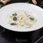 Хит сезона – холодные супы в ресторане «Пироги, Вино и Гусь»