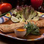 Новые блюда в лаваше в ресторане «Ноев Ковчег»