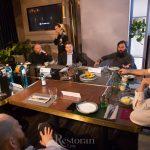 В ресторане LocAsian Bar состоялась встреча власти и бизнеса
