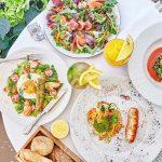 Деловые обеды или Menu du Jour в ресторане «Brasserie Мост»